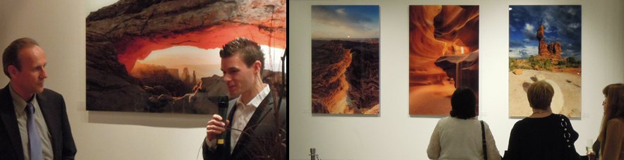 art place berlin - exhibition: Magic Places - photography by Florian Westermann