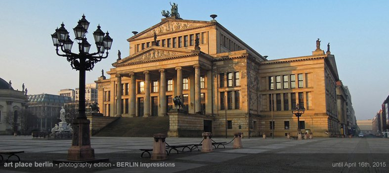 art place berlin - exhibition: Berlin Impressions - Photography