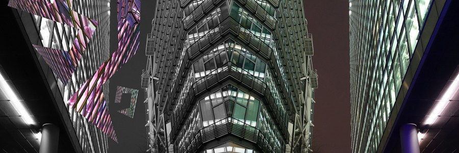 Potsdamer Platz - photo cult berlin - photo art 07 by thomas tyllack